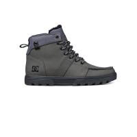 Dc WOODLAND GREY/BLACK pánské boty na zimu - 42EUR