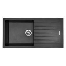 Sinks Kuchyňský dřez Perfecto 1000 Metalblack