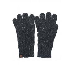 Rip Curl NEPSU Black Marled pánské prstové rukavice