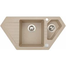 Sinks Kuchyňský dřez Bravo 850.1 Beige