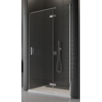 SanSwiss PU13PD 100 10 22 Sprchové dveře jednodílné 100 cm pravé, chrom/durlux