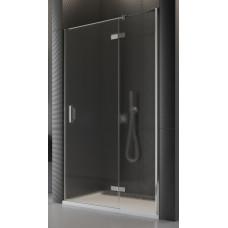 SanSwiss PU13PD 090 10 22 Sprchové dveře jednodílné 90 cm pravé, chrom/durlux