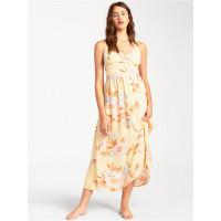 Billabong HONEY MIDI MIMOSA luxusní plesové šaty dlouhé - L