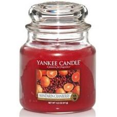 Yankee Candle 411g Mandarin Cranberry