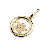 Zlato Zlatý dámský přívěsek Angelic 1421075