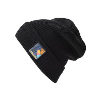 Rip Curl CUSTOM black pánská zimní čepice