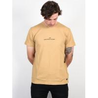 Billabong 83 STRAW pánské tričko s krátkým rukávem - M