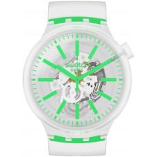 Swatch Big Bold Greeninjelly SO27E104
