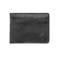 Nixon ARC SE BI-FOLD BLACKBLACK luxusní pánská peněženka