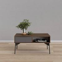 Konferenční stolek Fur 86131 ořech - TVI