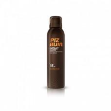 PIZ BUIN Instant Glow Skin Illuminating Sun Spray SPF 15 150ml