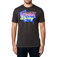 Fox Castr Premium BLACK VINTAGE pánské tričko s krátkým rukávem - L