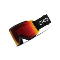 Smith SQUAD XL Black | Chromapop Sun Red Mirr pánské brýle na snowboard