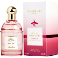 Guerlain Aqua Allegoria Rosa Pop toaletní voda Pro ženy 100ml