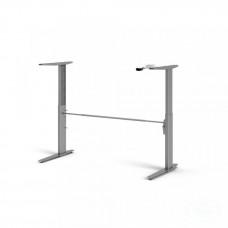 Polohovatelné nohy k psacímu stolu Prima typ 80448 - TVI