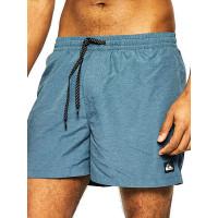 Quiksilver EVERYDAY VOLLEY REAL TEAL HEATHER pánské plavecké šortky - M