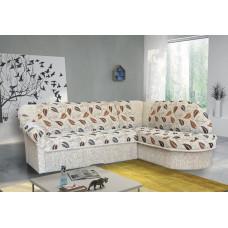 Rozkládací rohová sedačka Kasandra Talia pravá - FALCO