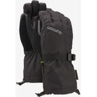 Burton YOUTH GORE TRUE BLACK dětské prstové rukavice - XS