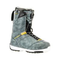 Nitro ANTHEM TLS CHARCOAL pánské boty na snowboard - 46EUR
