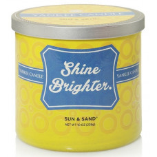 Yankee Candle Scentiments Shine Brighter 238g Sun & Sand