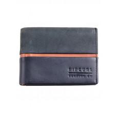 Rip Curl STRINGER RFID ALL DA black luxusní pánská peněženka