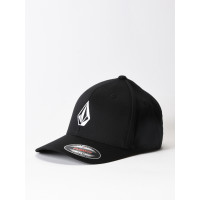 Volcom Full Stone Xfit black baseball čepice - L/XL