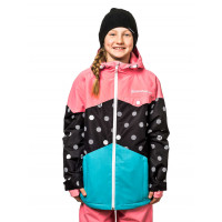 Horsefeathers ADRIEN BUBBLEGUM dětská zimní bunda - XL