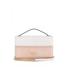 GUESS kabelka Kamryn Color-Block Mini Crossbody blush multi vel.