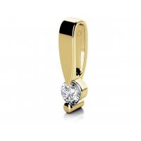 Zlato Zlatý dámský přívěsek Amie 6820268