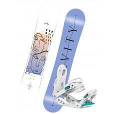 Gravity MIST 4 dámský snowboardový set