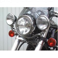 rampa na přídavná světla Fehling Kawasaki VN 1500/1600, Suzuki VZ 1600 - Fehling Ernest GmbH a Co. 7706LHKA