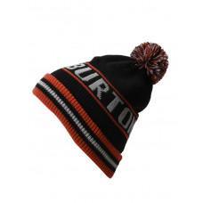 Burton BOYS TROPE TRUE BLACK dětská zimní čepice