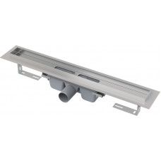 Alcaplast APZ6 Professional- liniový podlahový žlab pro plný rošt 650 (APZ6-650)