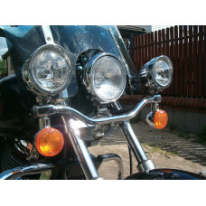 Honda VT1100 Shadow Spirit SC18 rampa světel s blinkry - Motofanda 1224