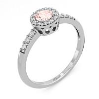 Zlato Zlatý dámský prsten Sari 6660270 Velikost prstenu: 50