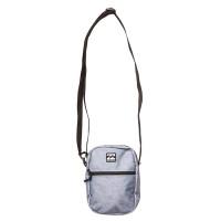 Billabong BOULEVARD grey heather pánská kabelka