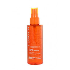Lancaster Sun Beauty Dry Oil Fast Tan Optimizer SPF50 sprej na opalování 150ml Unisex