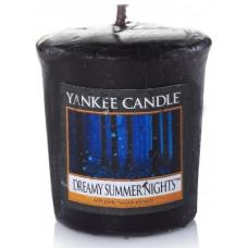 Yankee Candle votivní svíčka 49g Dreamy Summer Nights