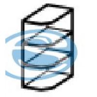 Eko horní rohová skříňka 30G - FALCO