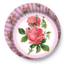 Košíčky papírové Růže, 50 ks , v.30xpr.50mm