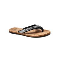 Animal SWISH PREMIUM black dámské pantofle - 38EUR
