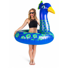 Big Mouth Inc. Pool Float Peacock dárek