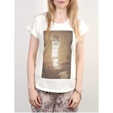 Element LONDON IVORY dámské tričko s krátkým rukávem - M