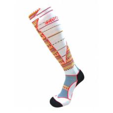 Picture Spony white kompresní ponožky - 44/45