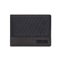 Quiksilver NATIBERRY BLACK BLACK luxusní pánská peněženka - L