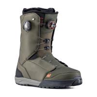 K2 BOUNDARY green pánské boty na snowboard - 45EUR