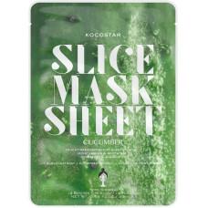 Kocostar Slice Mask Sheet Cucumber 20ml