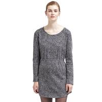Element NEEN GREY společenské šaty krátké - L