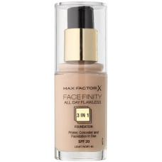 Max Factor Facefinity 3in1 Foundation 30ml - 40 Light Ivory