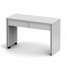 Rozkládací psací stůl VERSAL NEW bílá - TempoKondela